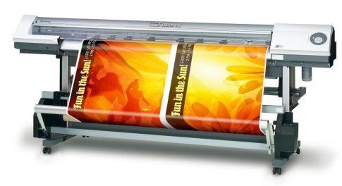 1020 mm. széles és 10 fm. hosszú 0,5 mm. vastag nyomtatható mágnesfólia. SOLVENT