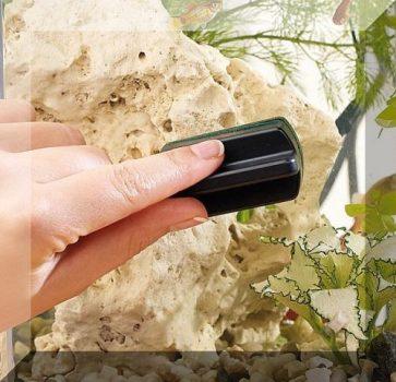 Akvárium tisztító mágnes