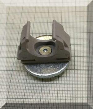D32x31 Műanyag patent / bilincs MÜ-1-es 20-as csőhöz_5KG