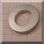 D40/d25x6 N38 NdFeB gyűrűmágnes diametriális
