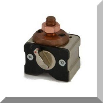 300A-os földelő mágnes (kapcsolható)