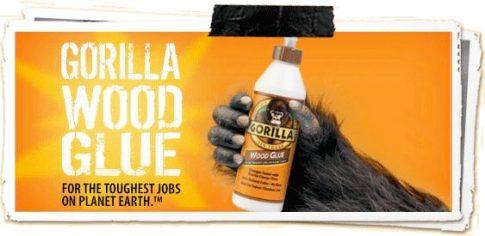 Gorilla Wood 118 ml. Faragasztó