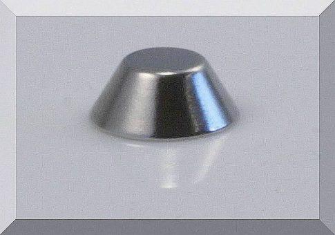 D15/d8x6 mm. N42 Neodym csonkakúp alakú mágnes