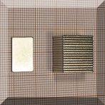 15x10x1 mm. N38  NdFeB téglatest mágnes