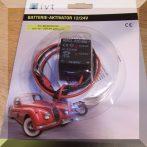Akku-aktivátor 12V.és 24 V. Ólom akkumulátorokhoz