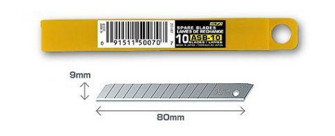 OLFA penge 9mm. 10db./csom