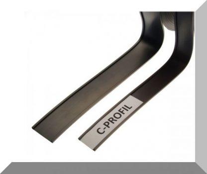 50-es C-Profil mágnes szalag