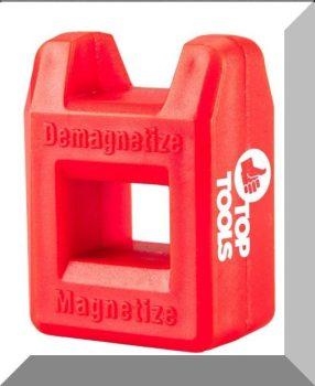 Csavarhúzó fel-le mágnesező készülék (TOP-TOOLS)