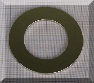 D101 x d60 x 4 / N42 - NdFeB korong mágnes