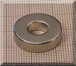 D20/d8x5 N38 NdFeB gyűrűmágnes