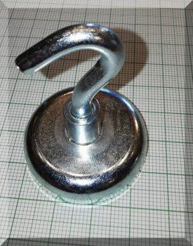 D36x8/18 Kampós POT NdFeB mágnes