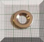 Fém ellendarab Neodym mágneshez D12x1,5 Nikk. Sülly.