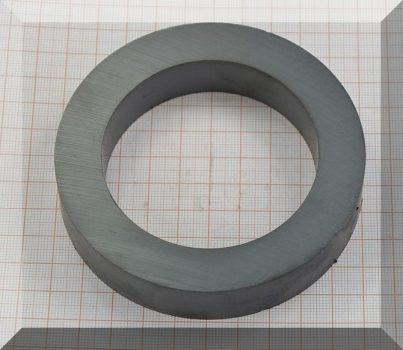 D100/d70x20 mm. Ferrit gyűrű mágnes