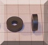 D14/d5x4 mm. Ferrit gyűrű mágnes