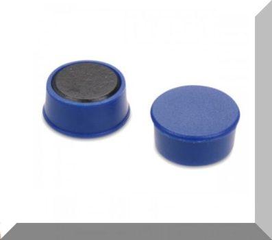 D16x7 Ferrit betétes táblamágnes (kék)