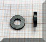 D20/d10x4 mm. Ferrit gyűrű mágnes
