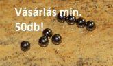 6 mm. átmérőjű acélgolyó (nem mágnes)