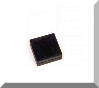 25x25x10 Gumirozott NdFeB gumirozott mágnes -N42