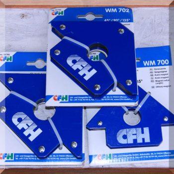 Hegesztő mágnes (vinkli mágnes) SZETT-1 kicsi 2 Nagy