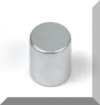 D4x5 NdFeB henger mágnes N45-Cink