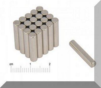 D4x20 N38 NdFeB henger mágnes