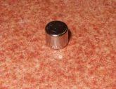 D6x5 mm N38 Hengeres neodym mágnes