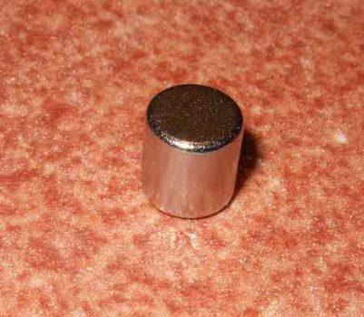 D6x6 N38 Hengeres Neodym mágnes
