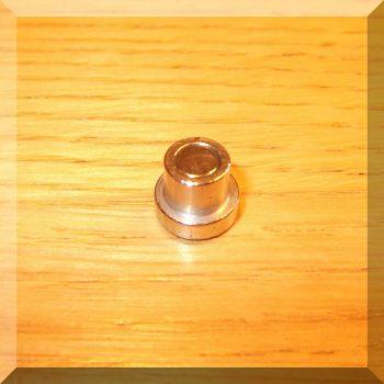 D10x8 mm. Fém irodamágnes