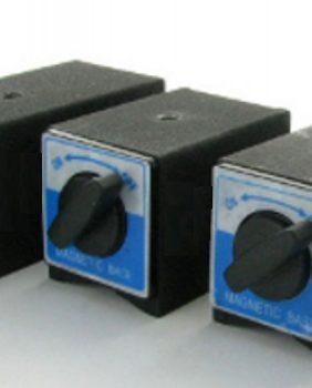 Kapcsolható mágnestömb. 69x55x50 mm.