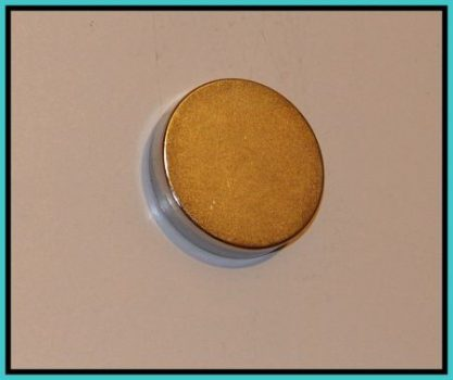 D40x8 mm. N42 Neodym korong mágnes (22kg.)