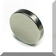 D10x2 mm.Neodym korong mágnes  N35