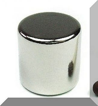 D15x15 N45 Neodym korong mágnes