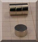D15x8 N42 Neodym korong mágnes