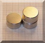 D25x12 mm. NdFeB. N38 Korong mágnes