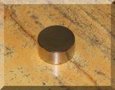 D30x15mm. N45 Neodym korong mágnes