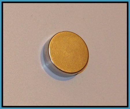 D33*10 mm Neodym mágnes N42
