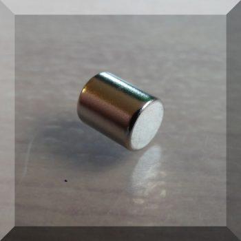 D5x6 mm. NdFeB henger mágnes N35