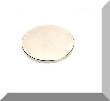 D60x5 N42 (22 kg.) Neodym korong mágnes