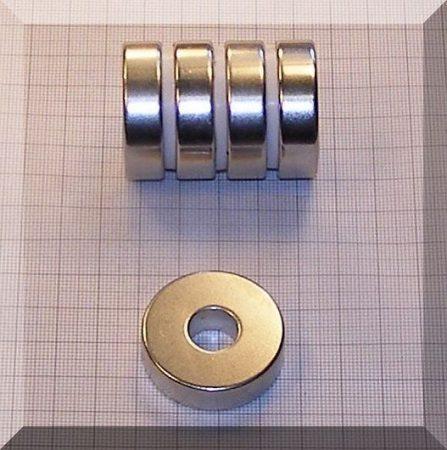 D35/d12x10 N38 as NdFeB gyűrűmágnes