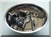 Mágneses alkatrésztál / mágnestál / csavartál