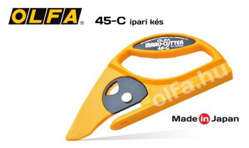 OLFA 45-C - Szőnyegvágó kés.