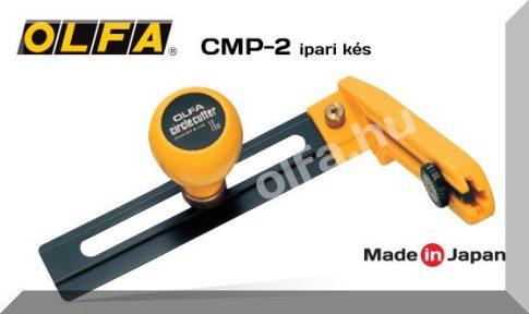 CMP-2 Körkivágó ipari kés