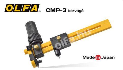 CMP-3 Körkivágó ipari kés textiliához