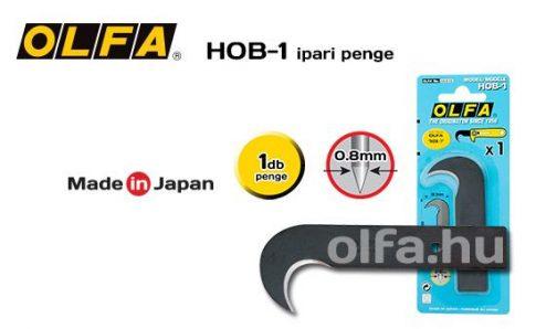 Olfa horgas penge, ( 1db. /csomag) HOB-1