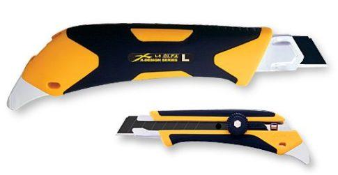 Olfa Sniccer 18mm. wheel-lock L5