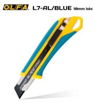 Olfa Sniccer 18mm. auto-lock L7 KÉK limitált kiadás