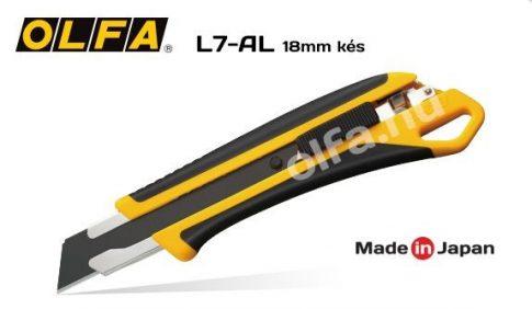 Olfa Sniccer 18mm. auto-lock L7-AL