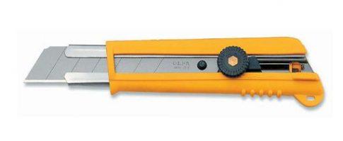 Olfa NH-1 Sniccer 25mm. Wheel-lock