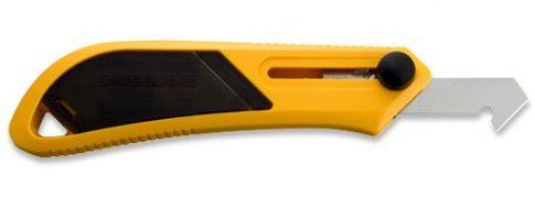 OLFA Speciális kés PVC és plexi vágására,