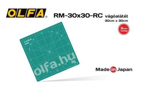 """Vágóalátét, 30x30 cm. vastag """"öngyógyuló"""" RM-30x30-RC"""